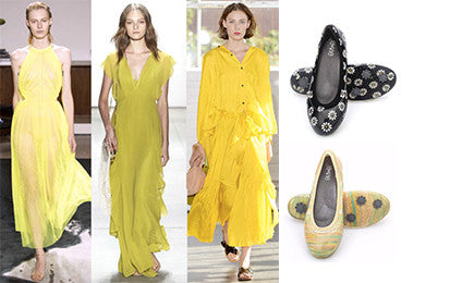 yellow spring trends