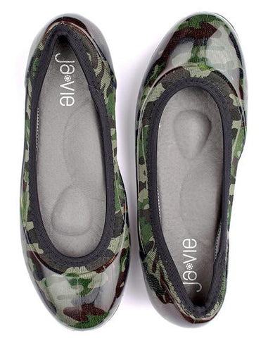 Camouflage Flats