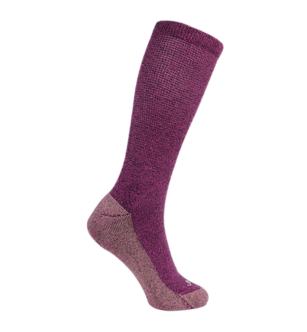 Copper Non-Binding Relaxed Fit socks, Fuchsia