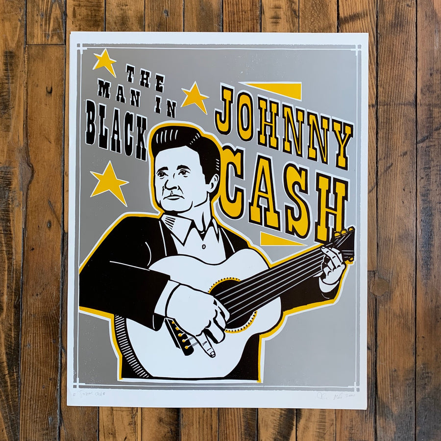 Johnny Cash - Chris McAdoo