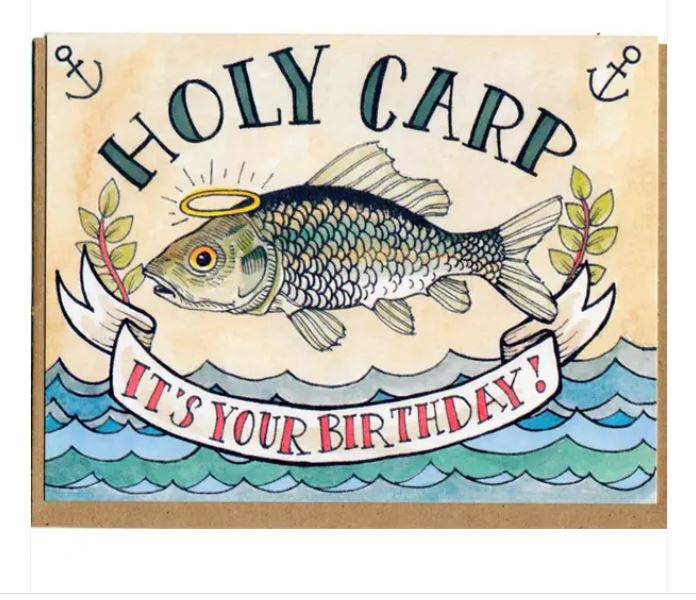 Holy Carp - Birthday