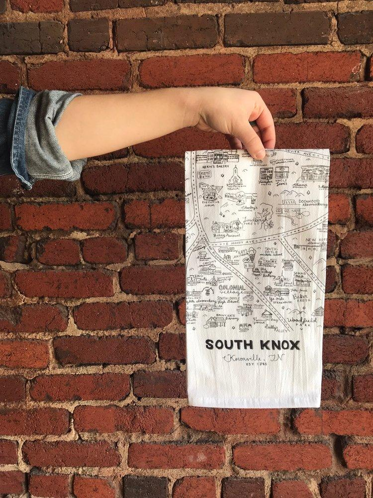 South Knox - Tea Towel