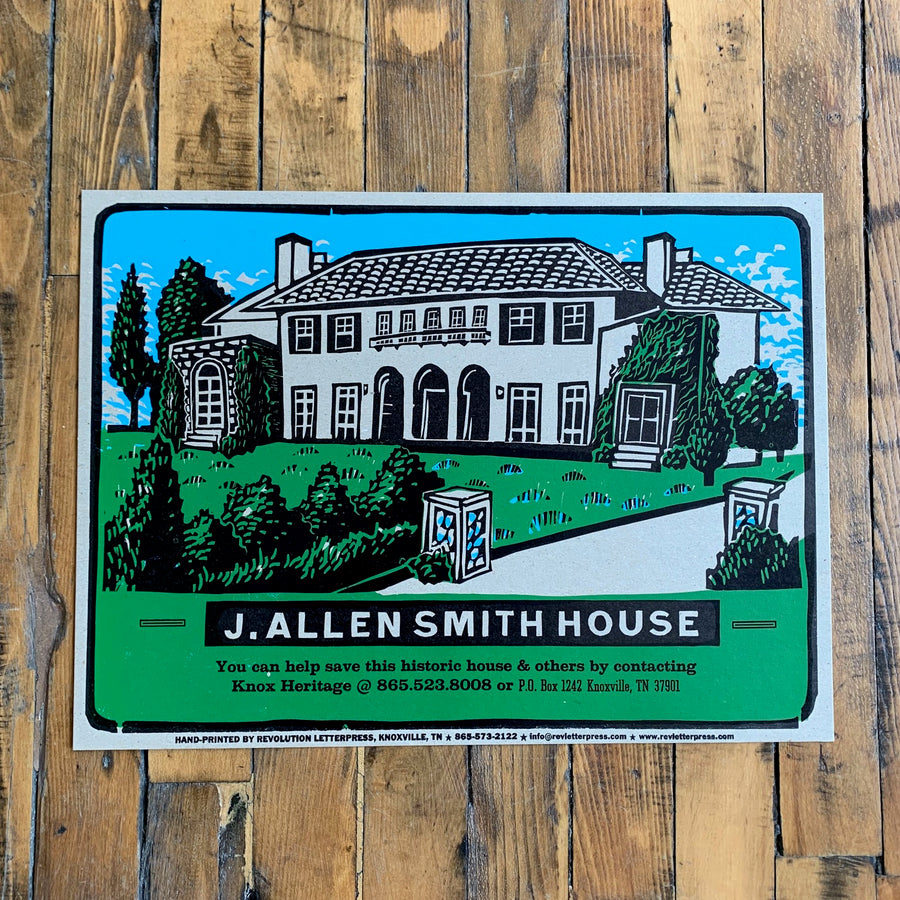 J Allen Smith House - Chris McAdoo