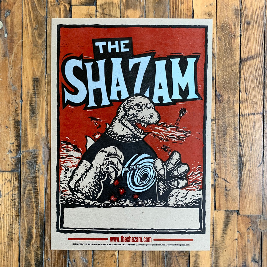 The Shazam - Chris Mcadoo