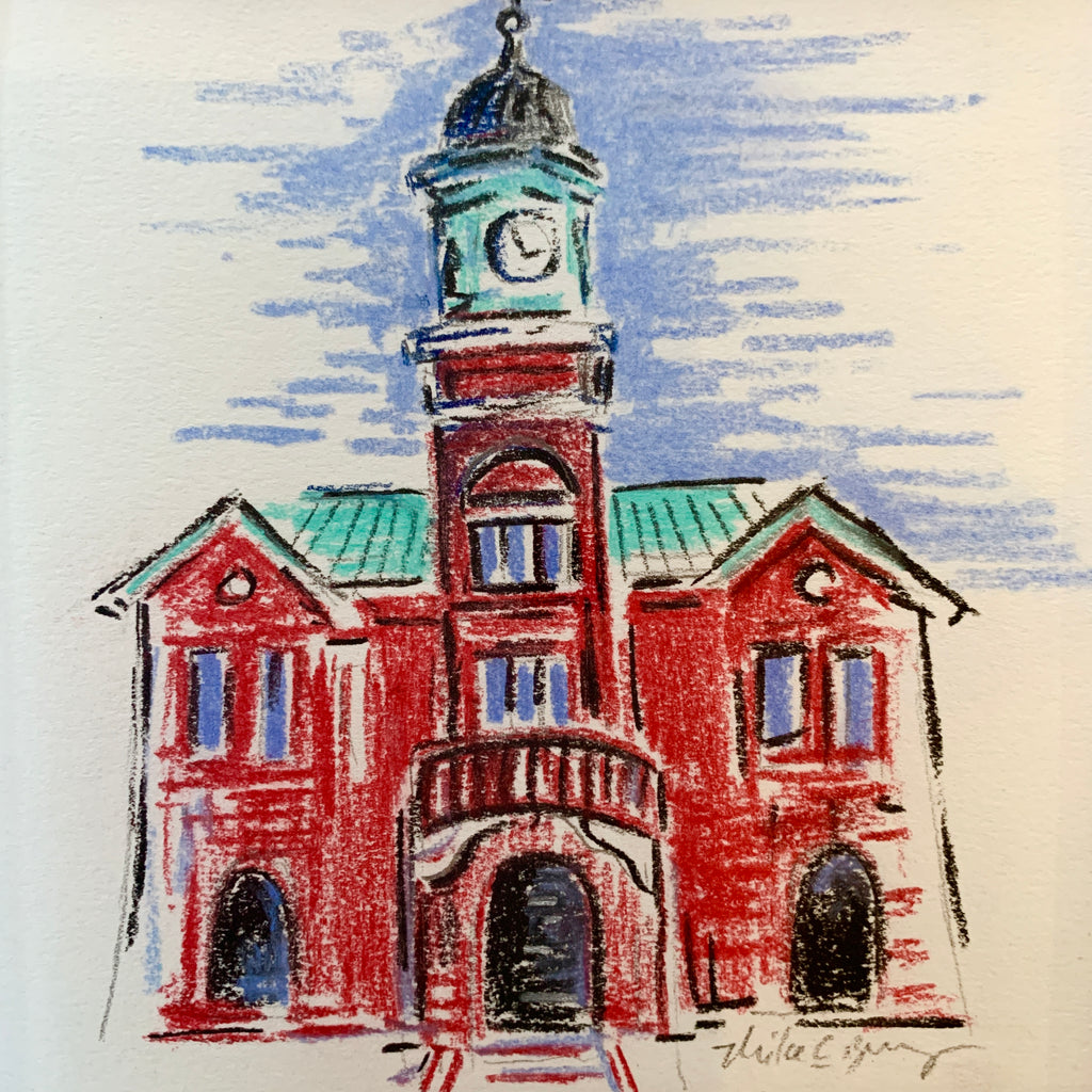 Knox County Old Courthouse - Mike C. Berry