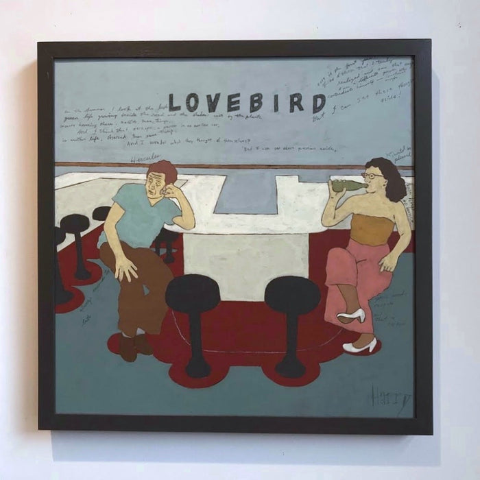 Lovebird - by Harry Underwood