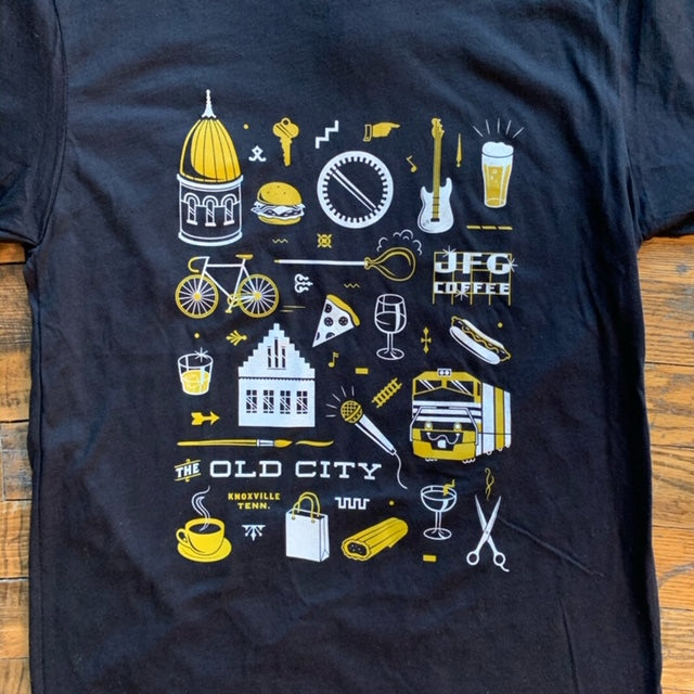 Old City Knoxville T-Shirt