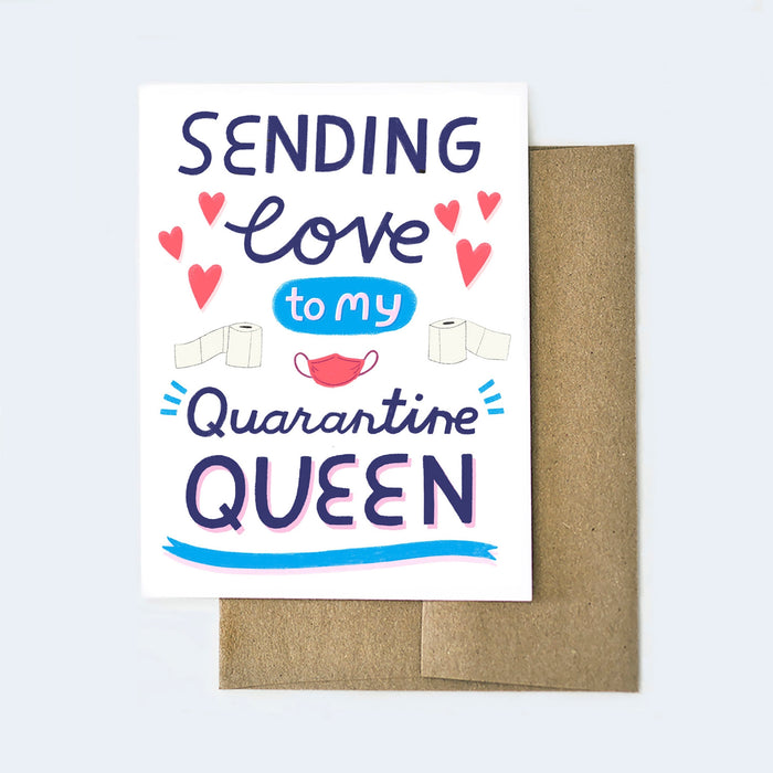QUARANTINE QUEEN - Love