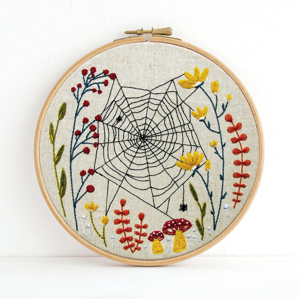 WOVEN EMBROIDERY - LITTLE TRUTHS STUDIO