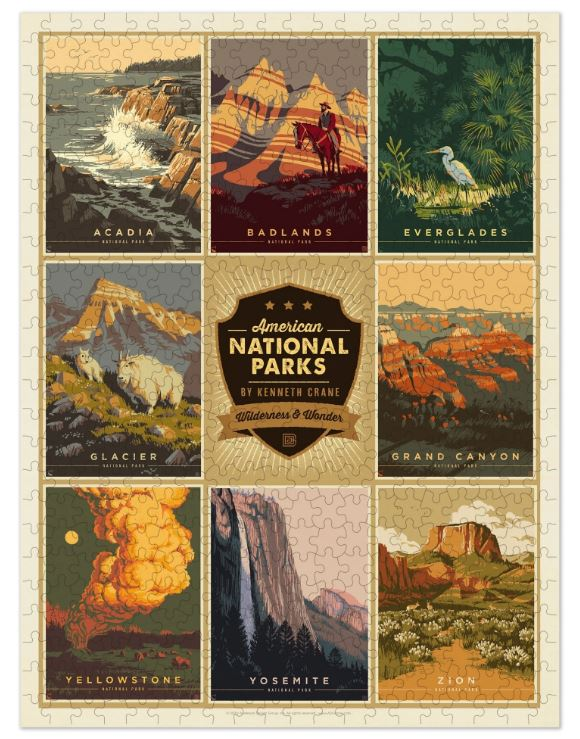 American National Parks 4
