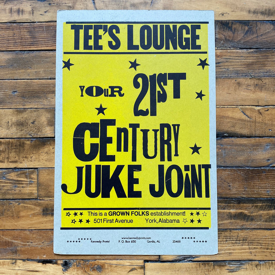 21st Century Juke Joint - Kennedy Prints