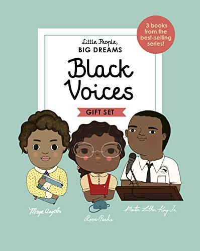 Little People Big Dreams Black Voices Gift Set