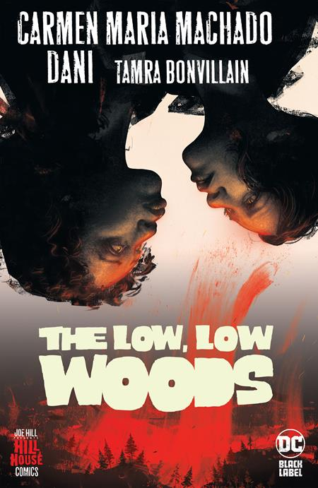 Low Low Woods HC - Books