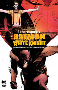 Batman Curse of The White Knight HC - Books