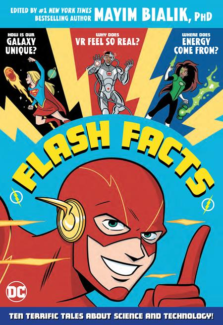 Flash Facts TP - Books