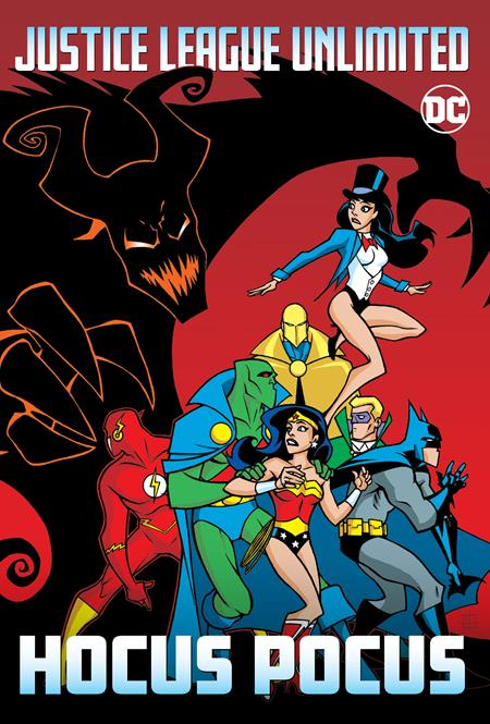 Justice League Unlimited Hocus Pocus TP - Books