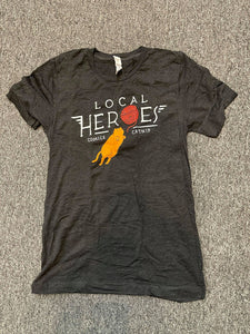 Local Heroes Cat Shirt 2020 Black