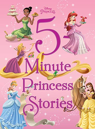 5 Minute Disney Princess Stories