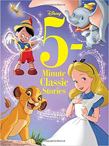 5 Minute Stories Disney Classics