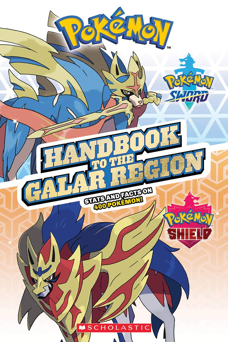 Pokemon Handbook to The Galar Region