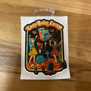 Easy Bake Coven Sticker