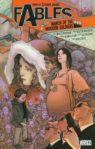 Fables Tp Vol 04 March Of The Wooden Soldiers
