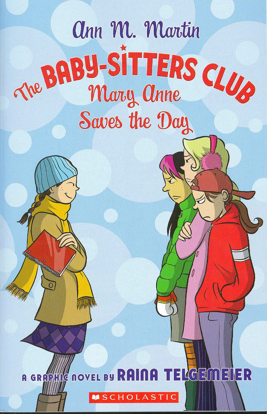 Baby Sitters Club Sc Vol 03 Mary Anne Saves The Day
