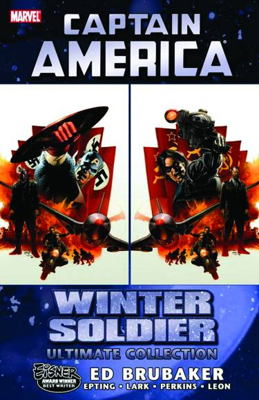 Captain America Tp Vol 01 Winter Soldier Ultimate Collection