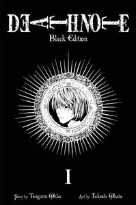 Death Note Black Ed Tp Vol 01 (Of 6)