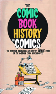 Comic Book History Of Comics Gn