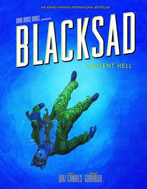 Blacksad HC Vol 02 Silent Hell HC - Books