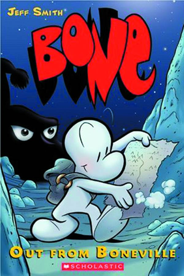 Bone Color Ed Sc Vol 01 Out From Boneville