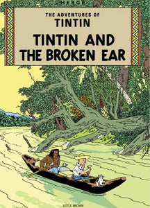 Adv Of Tintin Broken Ear Gn