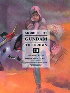 Mobile Suit Gundam Origin Hc Gn Vol 03 Ramba Ral