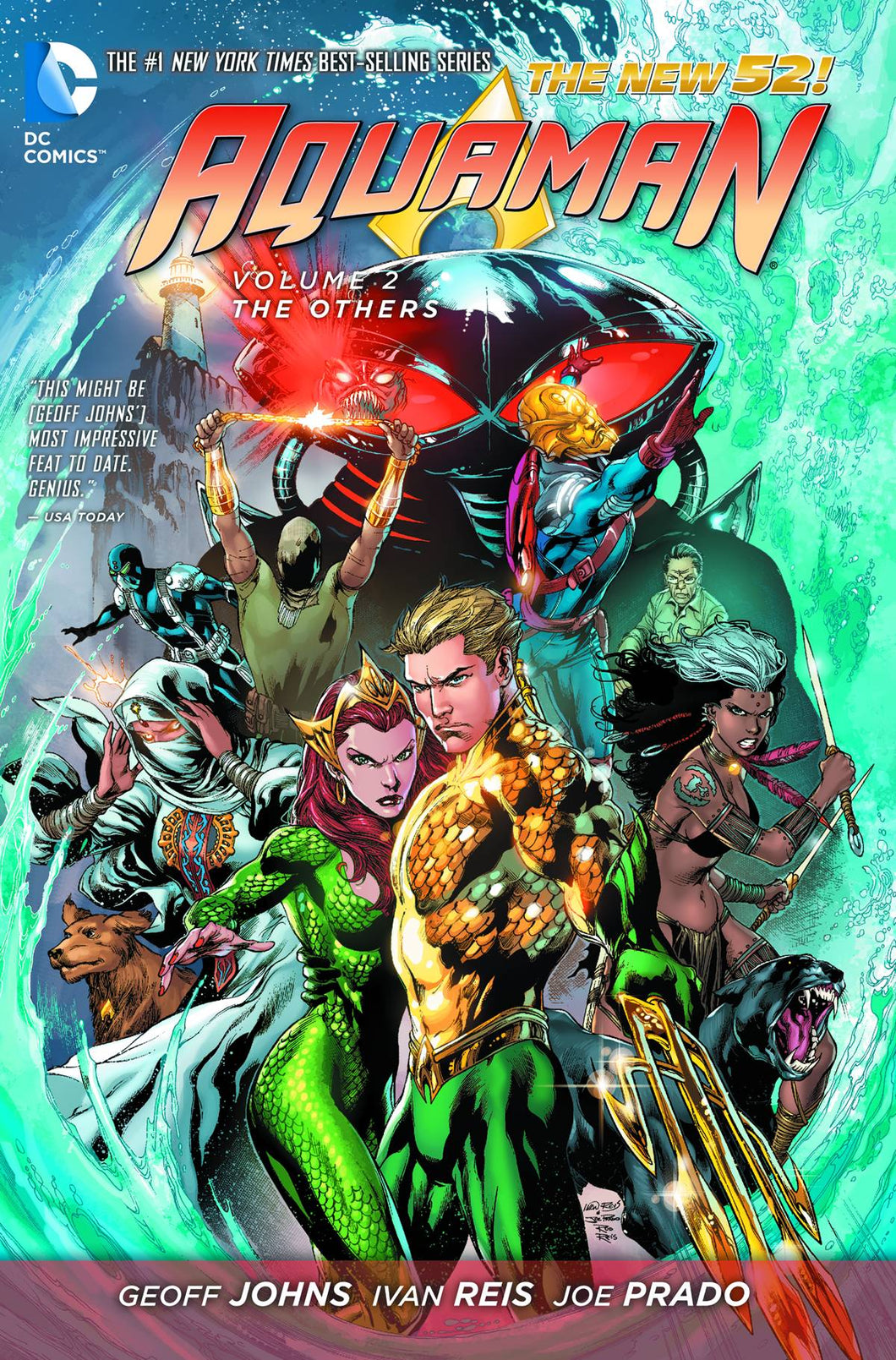 Aquaman Tp Vol 02 The Others (New 52)