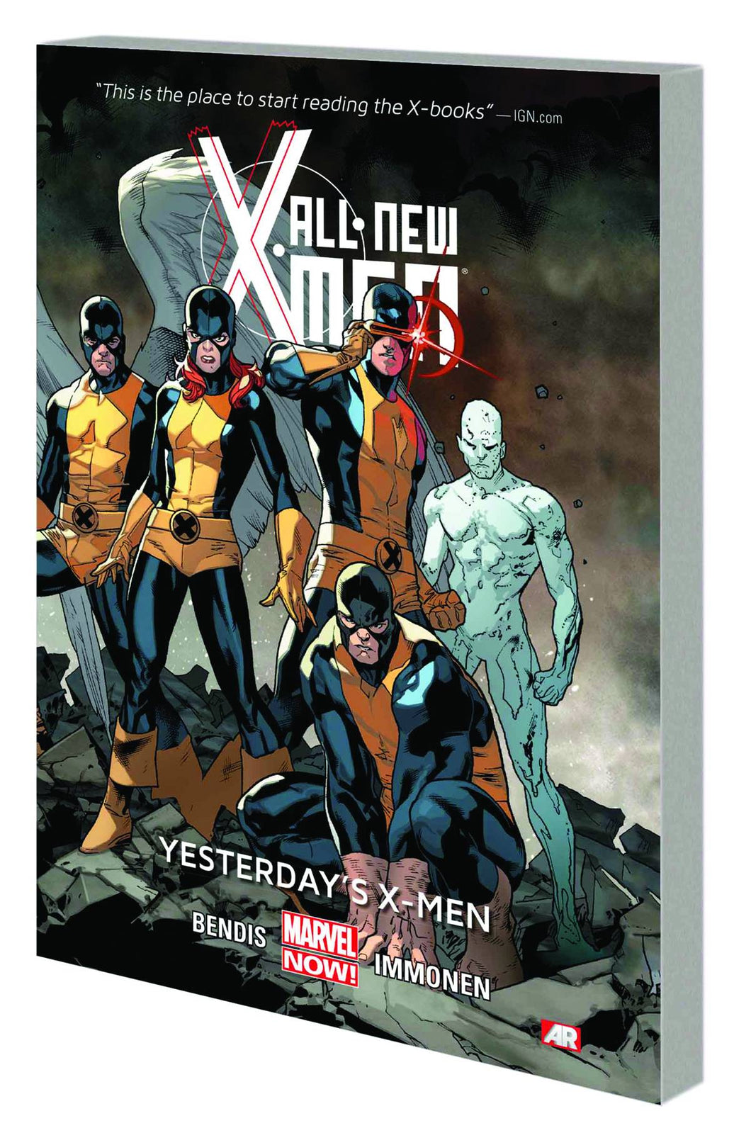 All New X-Men TP Vol 01 Yesterdays X-Men - Books