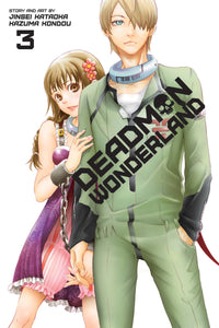 Deadman Wonderland Gn Vol 03