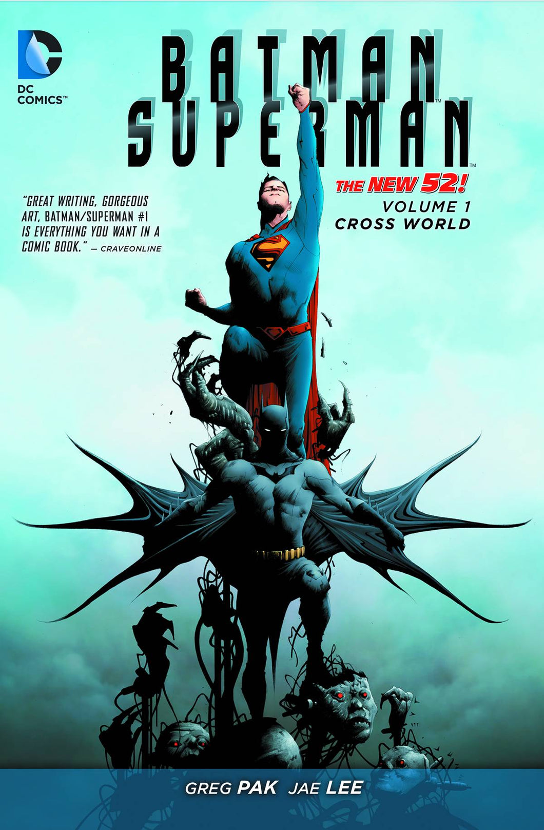 Batman Superman Tp Vol 01 Cross World