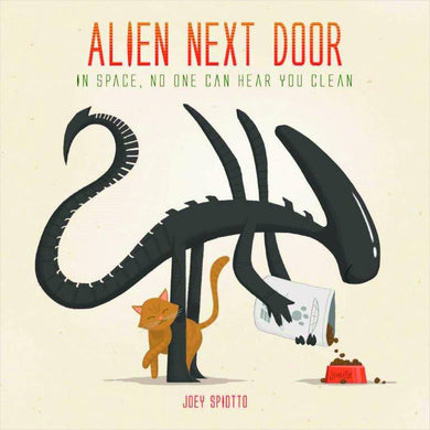 Alien Next Door Hc