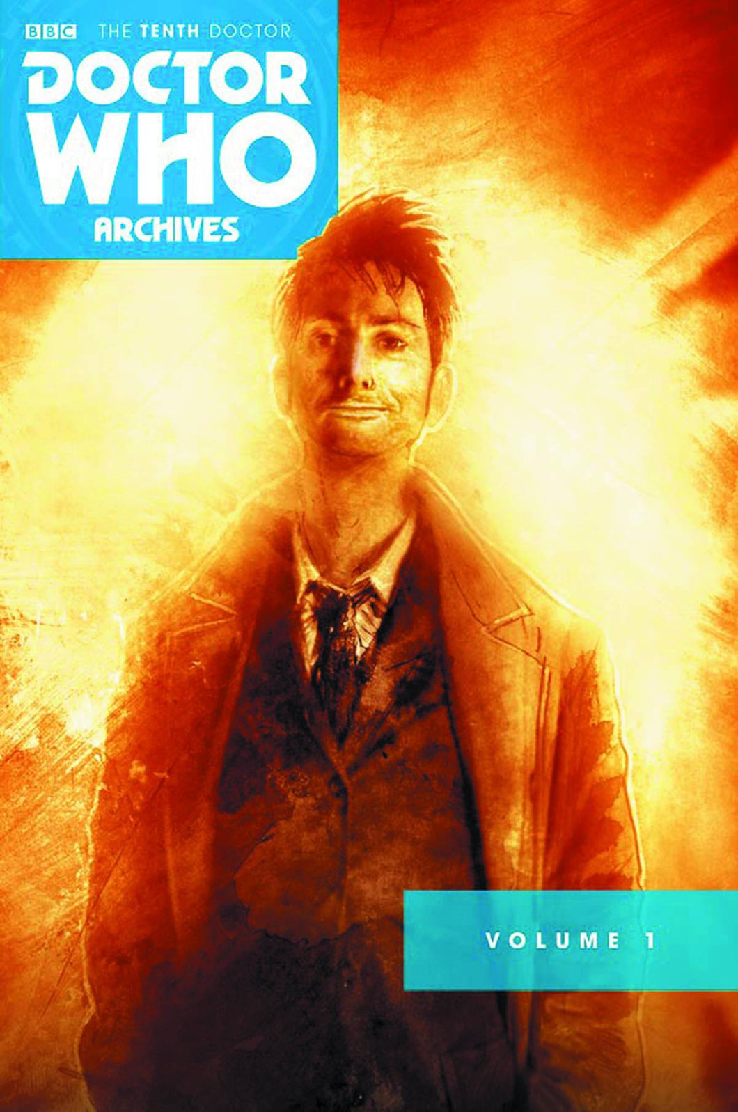 Doctor Who 10Th Archives Omnibus Tp Vol 01