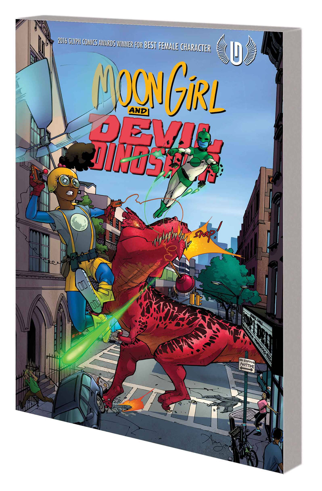 Moon Girl And Devil Dinosaur Tp Vol 02 Cosmic Cooties