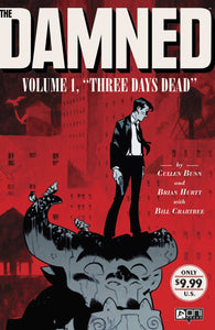 Damned Tp Vol 01 Three Days Dead