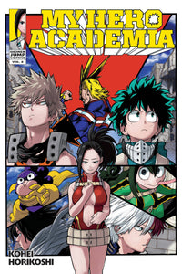 My Hero Academia Gn Vol 08