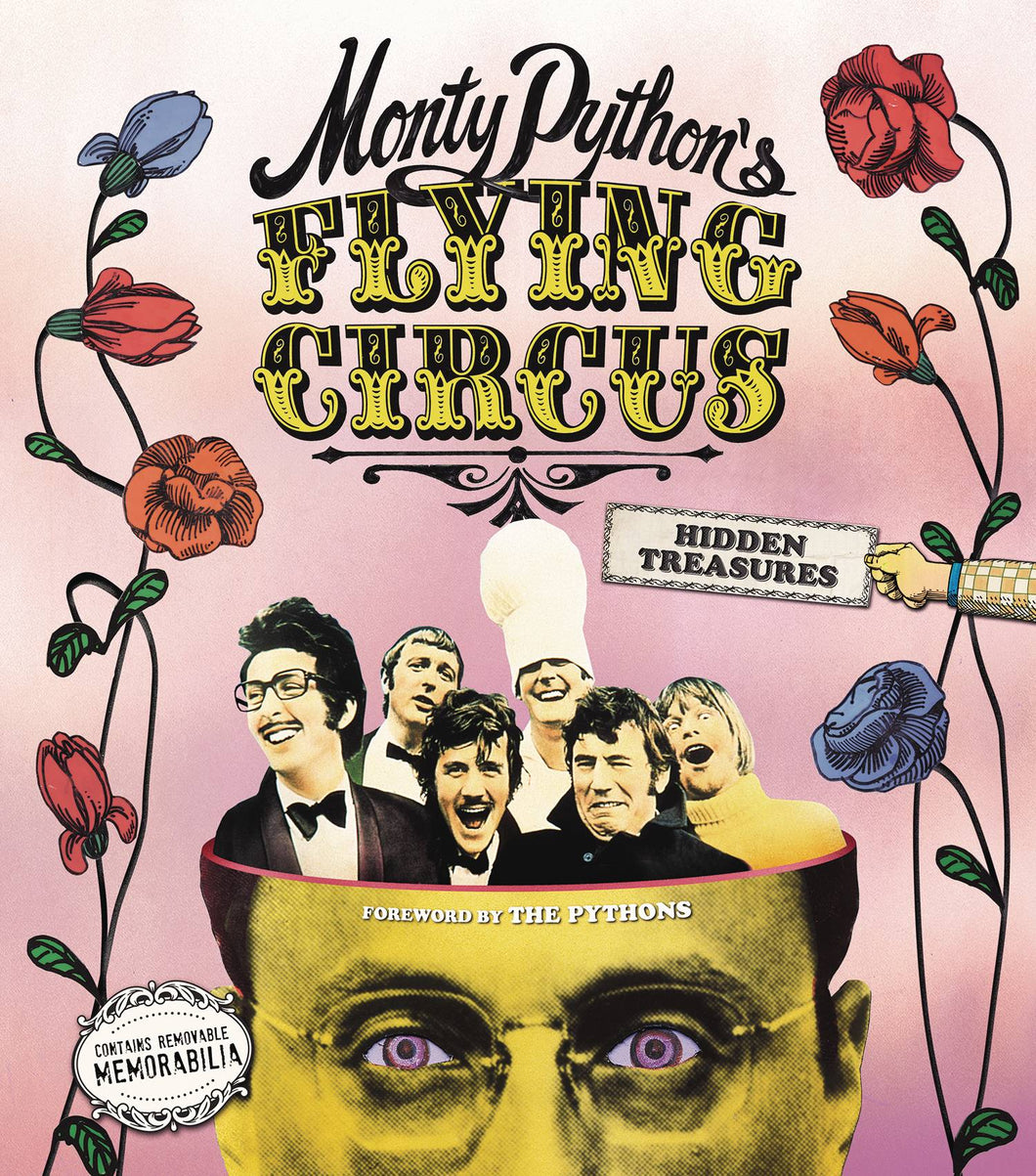 Monty Pythons Flying Circus Hidden Treasures Hc