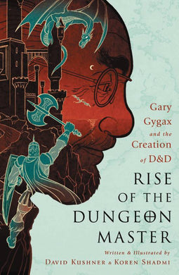 Rise of Dungeon Master Gary Gygax & Creation of D&D - Books