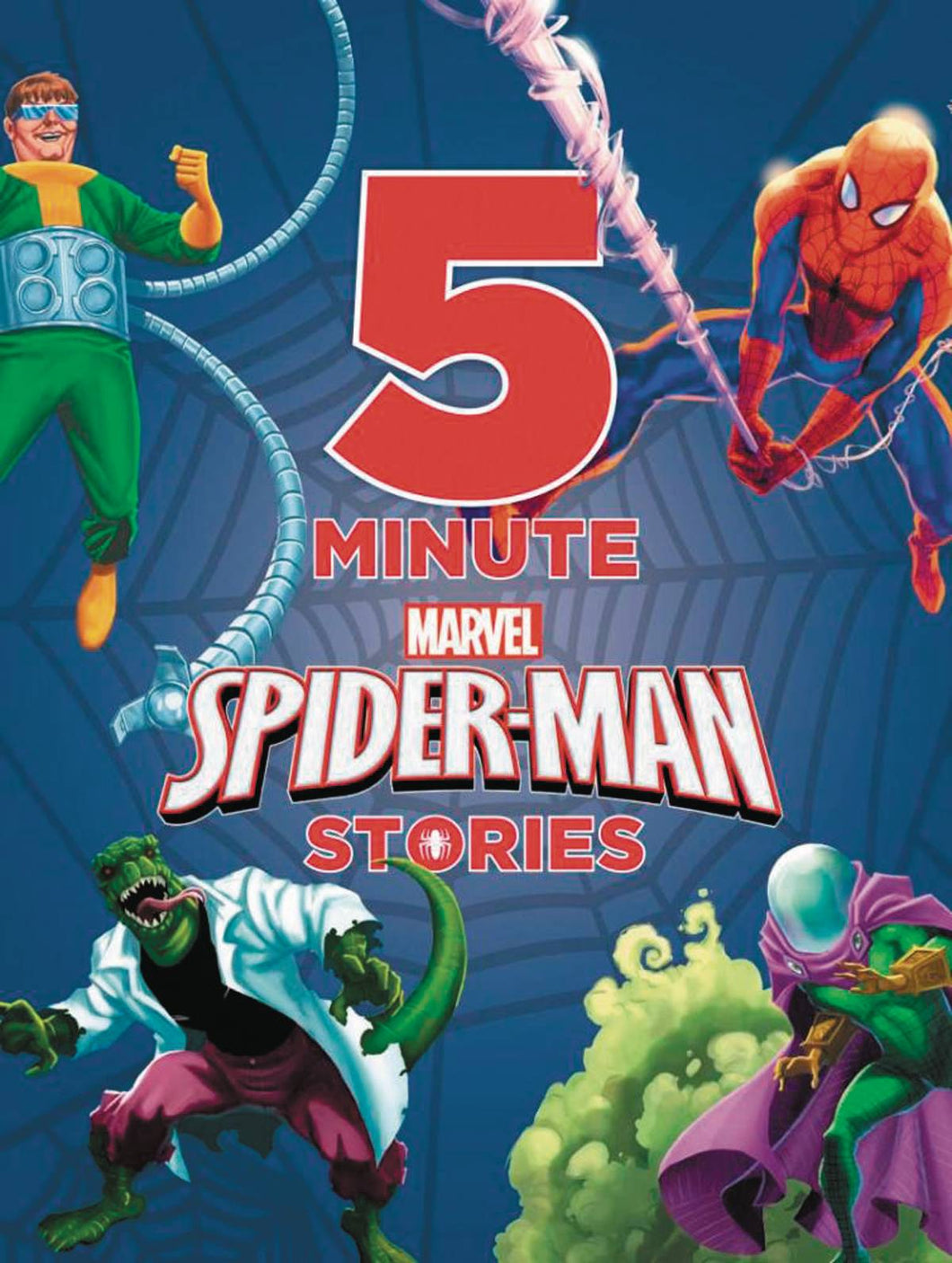 5 Minute Spider-Man Stories Hc