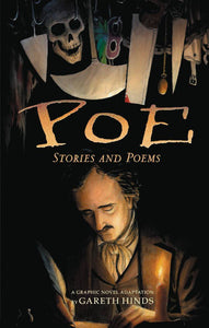 Poe Stories and Poems HC GN - Books