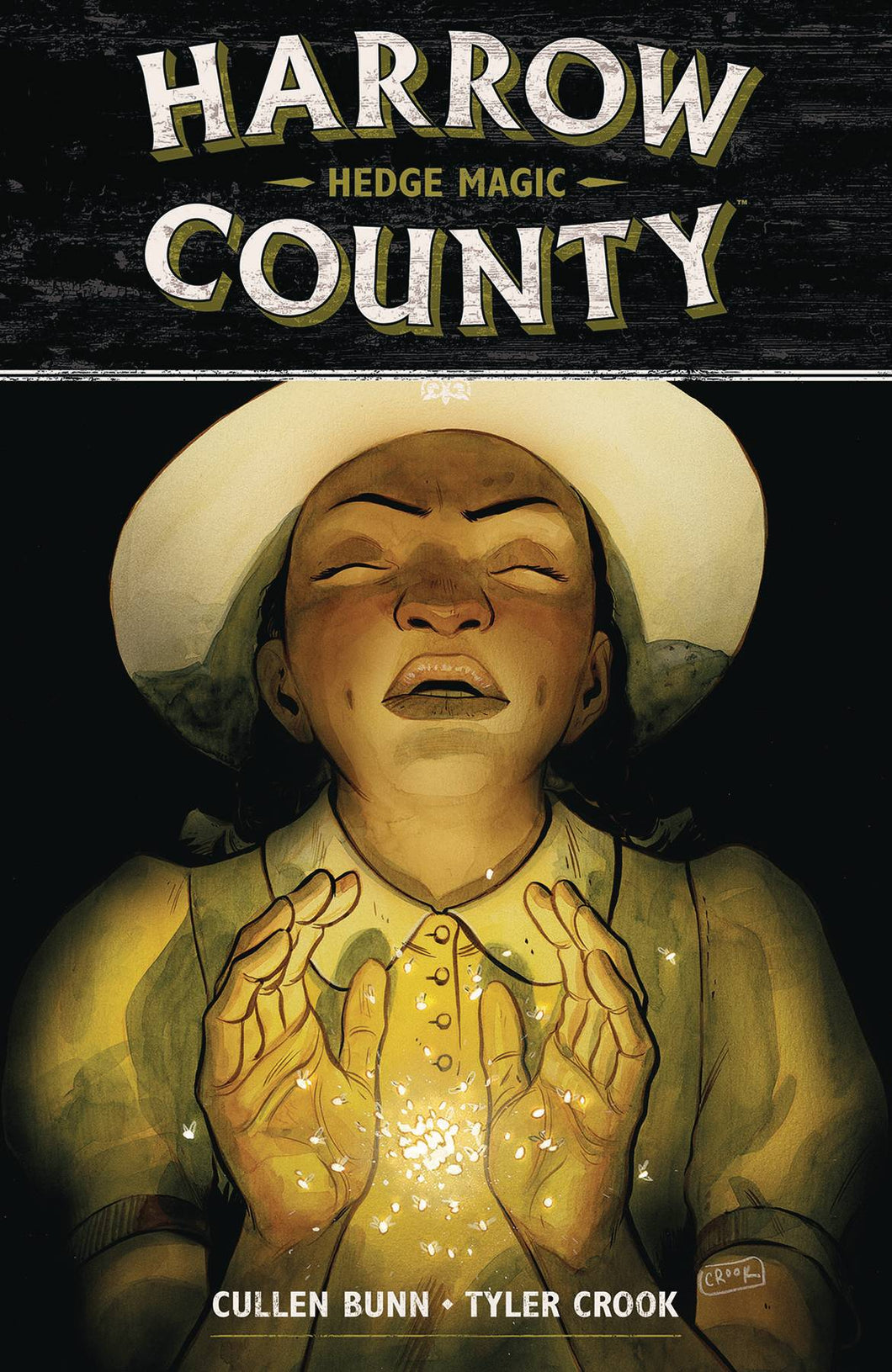 Harrow County Tp Vol 06 Hedge Magic