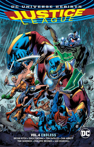 Justice League Tp Vol 04 Endless