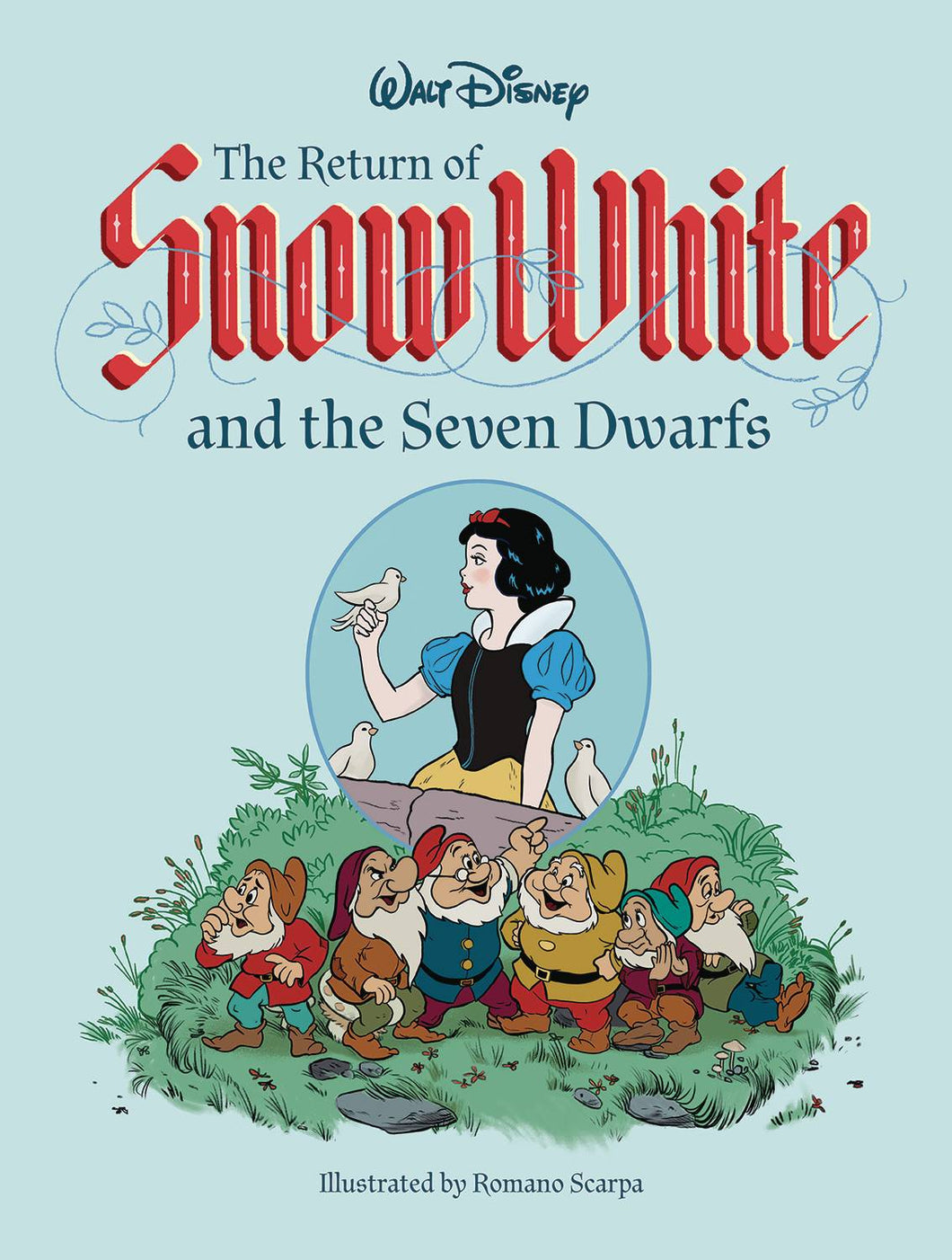 Disney Return Of Snow White & Seven Dwarfs Gn